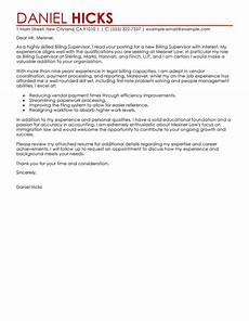 best legal billing clerk cover letter exles livecareer