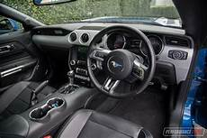 ford mustang interior 2017 ford mustang gt review performancedrive