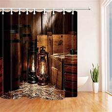 Country Style Shower Curtain aliexpress buy western cowboy shower curtain