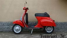 piaggio vespa 50 special 3 gears 1974 start up sound