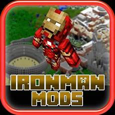 mods for mcpe ironman for android apk