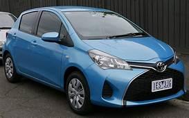 Toyota Yaris  Wikipedia