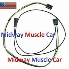1967 gto heater wiring diagram heater wiring harness without a c 66 67 pontiac gto lemans tempest ebay