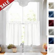 Kitchen Curtains In by White Kitchen Curtains