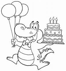 Ausmalbilder Thema Geburtstag Kostenlose Malvorlage Geburtstag Kostenlose Malvorlage