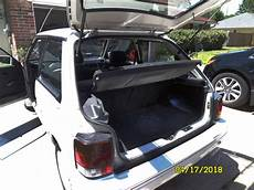 how things work cars 1992 subaru justy parking system 4wd super mini 1989 subaru justy rs