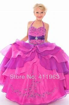 robe ées folles robes 233 l 233 gantes des robes pour les petites filles