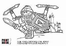 Ausmalbilder Kostenlos Ausdrucken Lego Nexo Knights Ultimate Clay Ausmalbilder 01 Ausmalbilder Malvorlagen