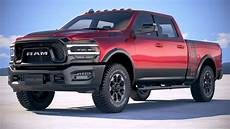 dodge ram power wagon 2019 3d model