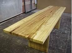wangentisch robinienholz m 246 bel tischler dresden