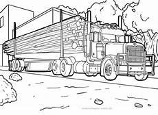 Malvorlagen Lkw Mercedes Malvorlage Laster Mit Holz Ausmalen Ausmalbilder Und Bilder