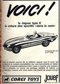pub voiture jaguar autoboite les publicit 233 s 233 es 60 miniatures objets et