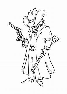 Malvorlagen Kostenlos Cowboy Ausmalbilder Cowboy Ausmalbilder
