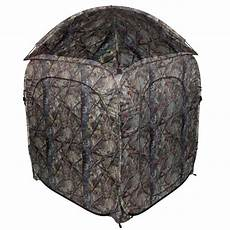 Aff 251 T Tente Chasse Camouflage Marron Solognac Decathlon