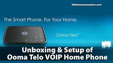 ooma telo unboxing and review 15 minutes to drop your