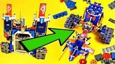 Nexo Knights Malvorlagen Ukulele Lego Nexo Knights 70317 The Fortrex How To Make