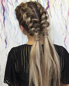 30 gorgeous braided hairstyles for hair projects to try hair styles pigtail