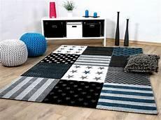 Sternen Teppich Kinderzimmer - teppichboden kinderzimmer grau haus deko ideen