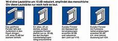 gt gt robusta fenster 183 fakten schallschutz