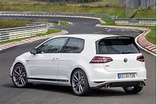Official 2017 Volkswagen Golf Gti Clubsport S Gtspirit