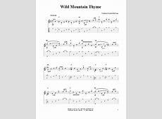 wild irish thyme