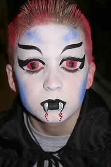 Gruselig Schminken Kinder - schminken kinder