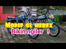 Modifikasi Gl Pro Herex by Kumpulan Modifikasi Honda Gl Pro Herex Bikin Ngiler