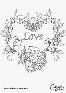 Ausmalbilder Blumen A4 Herzen Bilder Zum Ausmalen Blumen Und Herzen Malvorlagen