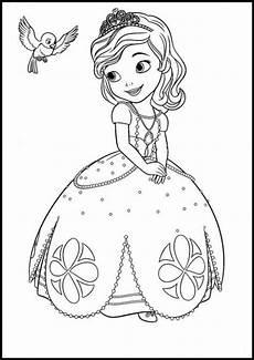 Ausmalbilder Prinzessin Sofia Die Erste Sofia Die Erste Ausmalbilder 5 Ausmalbilder Malvorlagen