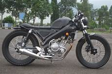 Custom Vixion by Modifikasi Yamaha V Ixion Neo Caf 233 Racer Otoinfo Id