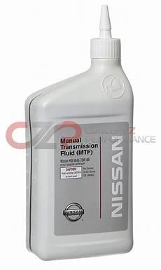 Nissan Transmission Fluid