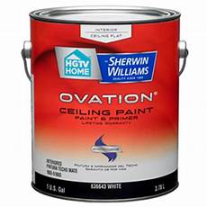 shop hgtv home by sherwin williams ovation interior flat