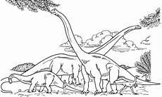 Dinosaurier Brachiosaurus Ausmalbilder Malvorlage Brachiosaurus Coloring And Malvorlagan