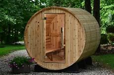 Princeton 6 Person Barrel Sauna Almost Heaven Saunas