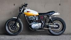 yamaha sr 500 yamaha sr500 scrambler by daniel bikebound
