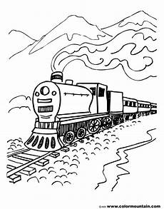 Ausmalbilder Zug Mit Waggons Csx Coloring Pages At Getcolorings Free