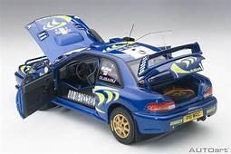 Autoart SUBARU IMPREZA WRC 1997 3 COLIN MCRAE/NICKY GRIST