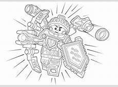 Nexo Knights 23   Ausmalbilder Kostenlos