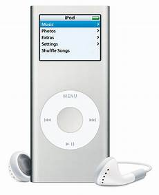 apple ipod nano 2 gb 2nd generation from 2006 with