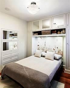 Kleines Schlafzimmer Einrichten Regale 252 Ber Bett
