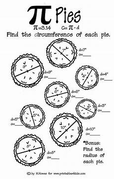 activity worksheets 20294 just pi pies actually i pretty much any of pie except cow pies middle