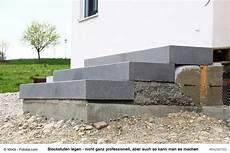 Blockstufen Beton Setzen - au 223 entreppen und gartentreppen selber bauen diytueftler