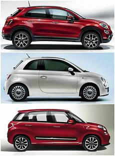 dimension fiat 500x fiat 500x vs 500l vs 500 italian family comparison 4 jpg 1468 215 2000 my style