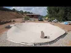 construire sa piscine construire sa piscine naturelle