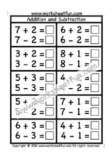 adding and subtracting worksheets for grade 1 10444 addition and subtraction one worksheet grade worksheets kindergarten subtraction