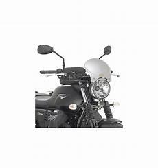 Accessori Cafe Racer Moto Guzzi V7 cupolino givi 100alb cafe racer per moto guzzi v7 iii