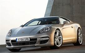 Porsche Is Thinking Of A New Panamera Based 928 Says