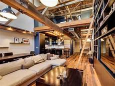 socketsite a dramatic remodeling of a warehouse loft