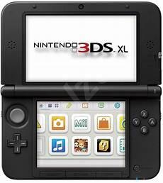 nintendo 3ds console nintendo 3ds xl black silver mario kart 7