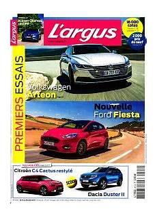 abonnement magazine l argus de l automobile pas cher